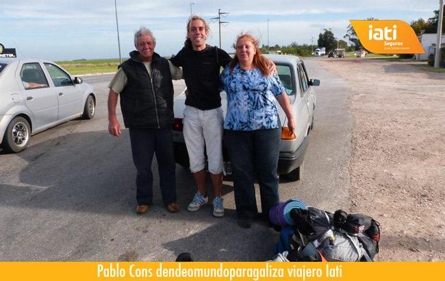 experiencia haciando auto stop iati seguros