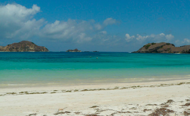 Playa-Tanjung-Aan indonesia iati seguros