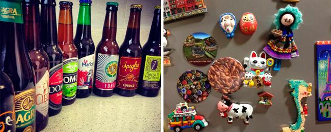 cervezas del mundo coleccion