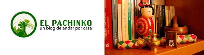 colecciones blogueros el pachinko