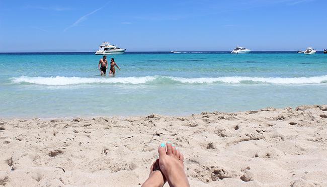 paraiso en formentera playas