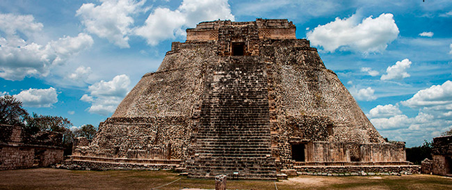 piramide de Uxmal