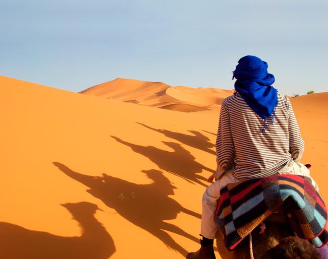 desierto de marruecos. Los 5 mejores planes en el extranjero para Semana Santa
