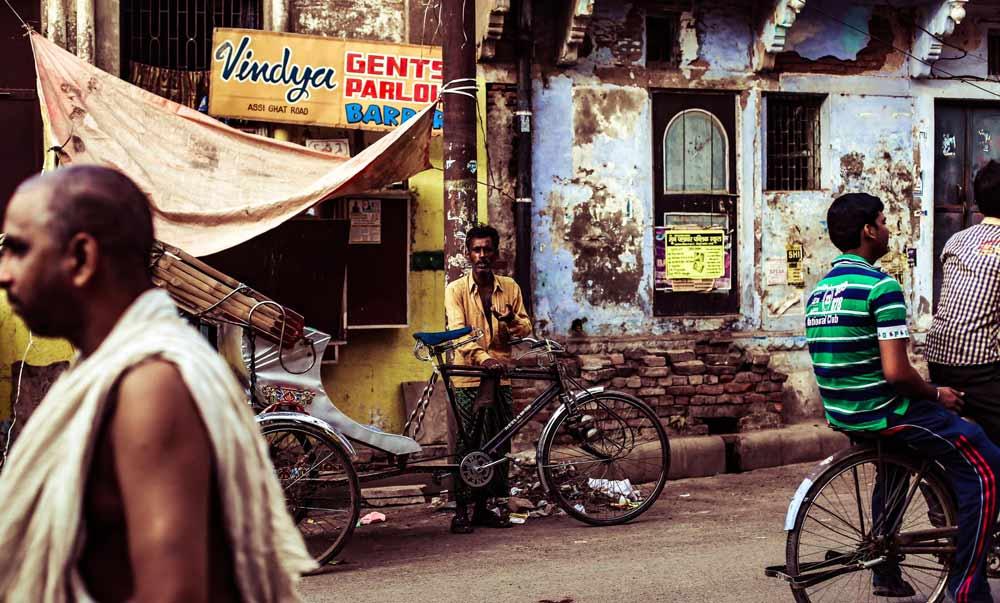 viaje mochilero a India