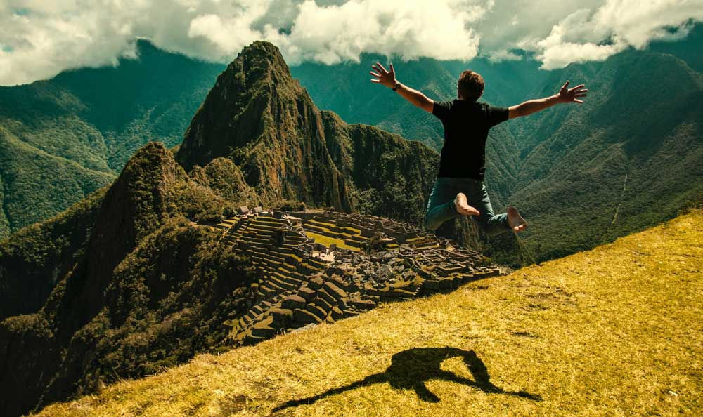 viaje con mochila a Perú