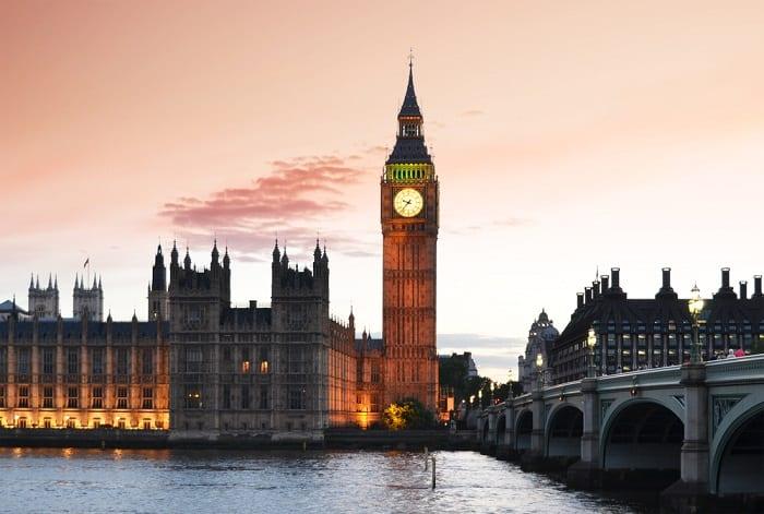 Parlamento-ingles