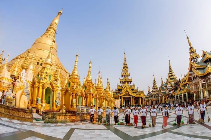 ¿Cuándo es mejor viajar al Sudeste Asiático? Myanmar