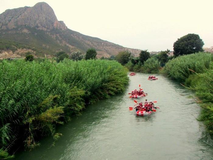 rafting-en-murcia