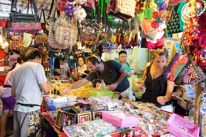chatuchak es uno de los mercados de bangkok