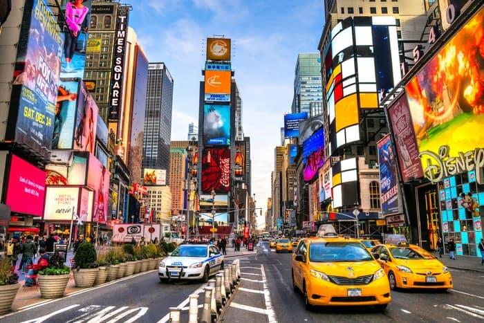 Cómo llegar aeropuerto Nueva York
