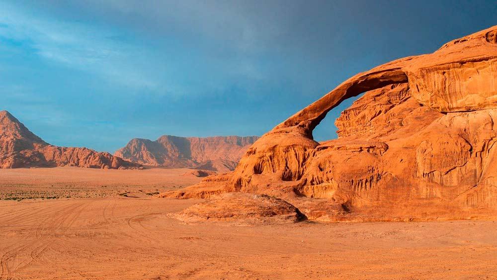 es peligroso un viaje a Jordania