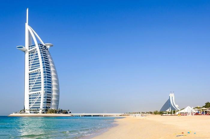 Dubai en una escala