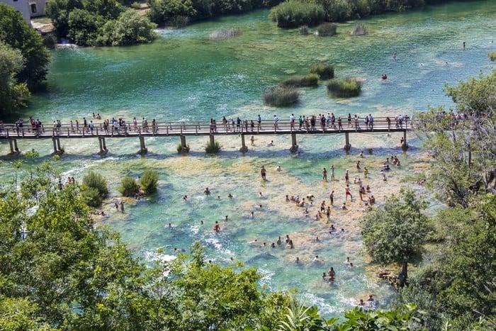 Parque Nacional dePlitvice