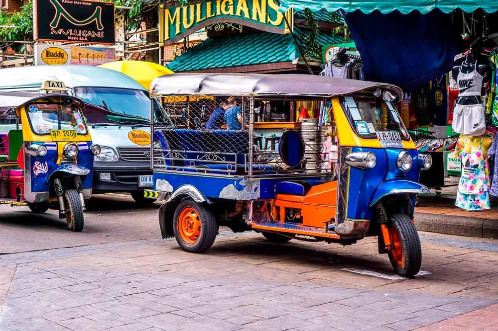 es peligroso un viaje a Tailandia