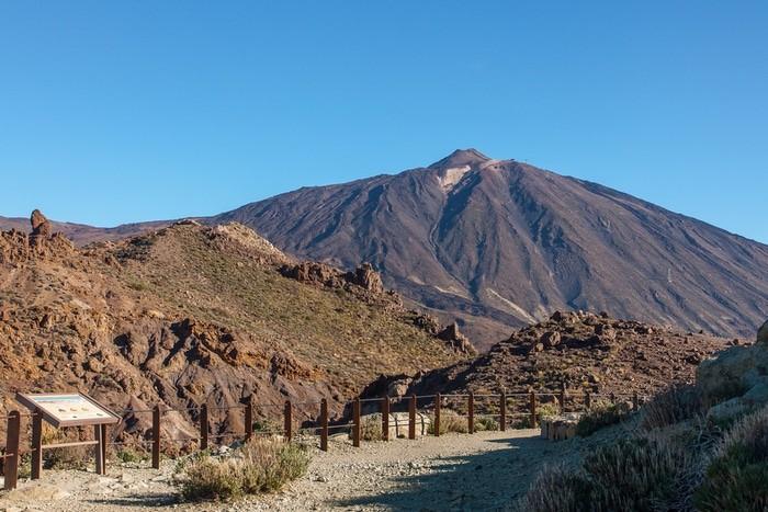 rutas de senderismo en Tenerife