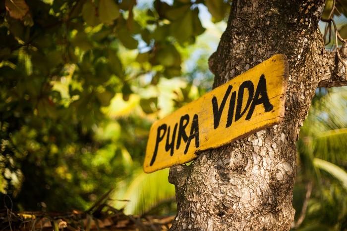 itinerario de viaje a Costa RIca