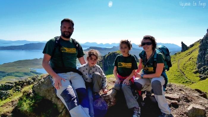 melhores destinos para viajar em familia