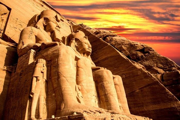 seguro viajar a Egipto
