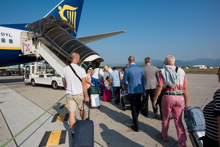Equipaje de mano con Ryanair