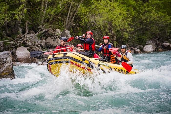 Que hacer en Baños rafting