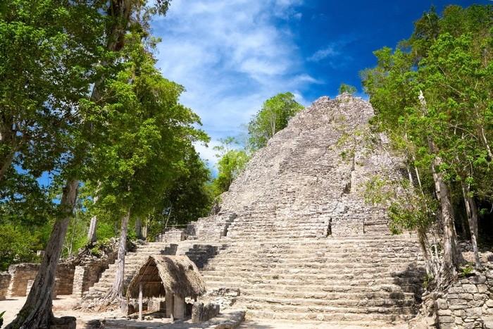 ruinas mayas Yucatán