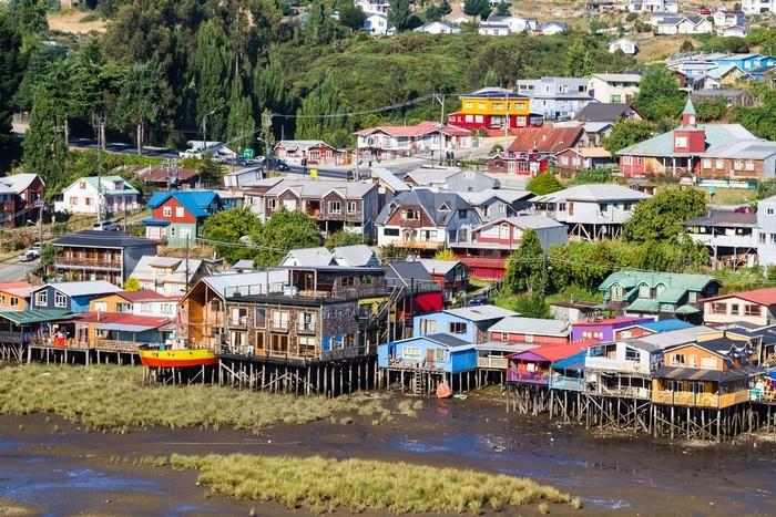 que ver en Chile Chiloé