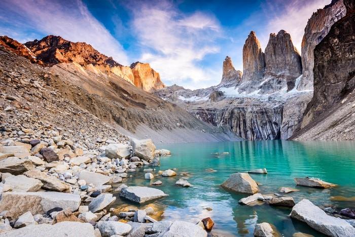 que ver en Chile Torres del Paine