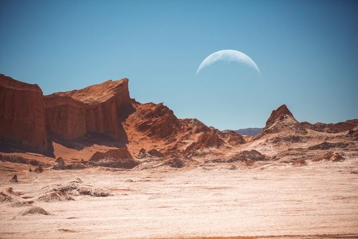 que ver en Chile Valle de la Luna