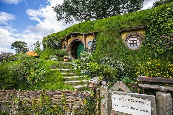 Itinerario Nueva Zelanda Hobbiton