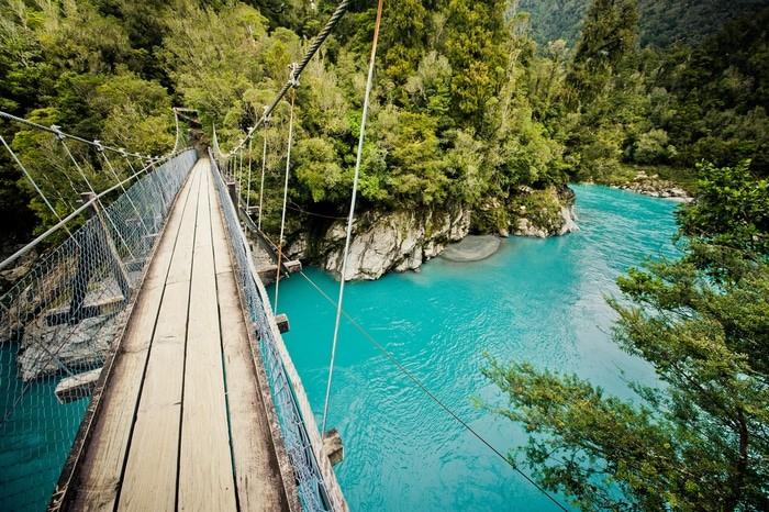 Hokitika viajar Nueva Zelanda