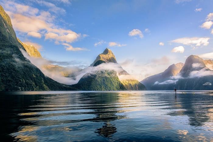 Milford Sound viajarNueva Zelanda