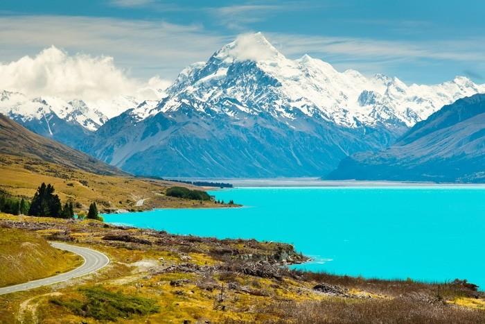 Mount Cook Itinerario Nueva Zelanda