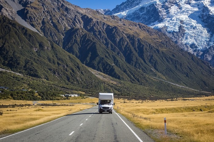 Consejos viajar furgoneta