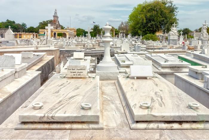 Los cementerios más bonitos y peculiares