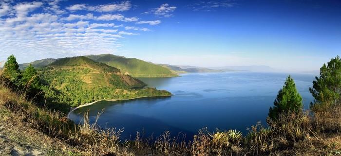 Indonesia Lago Toba