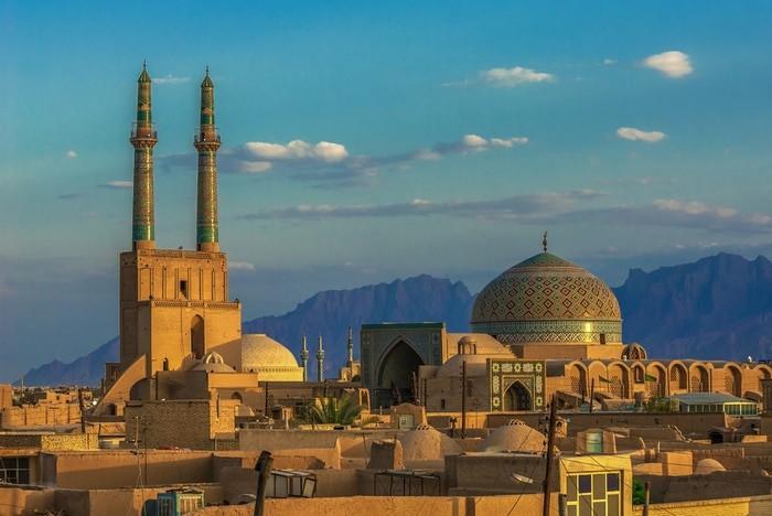 itinerario de viaje a Irán