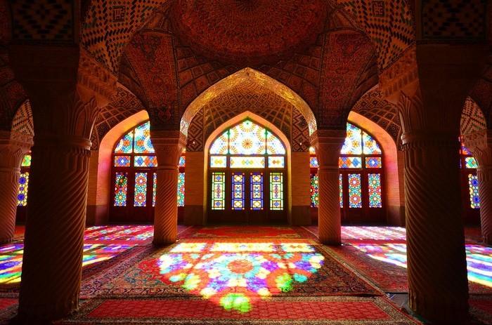 itinerario de viaje por Irán