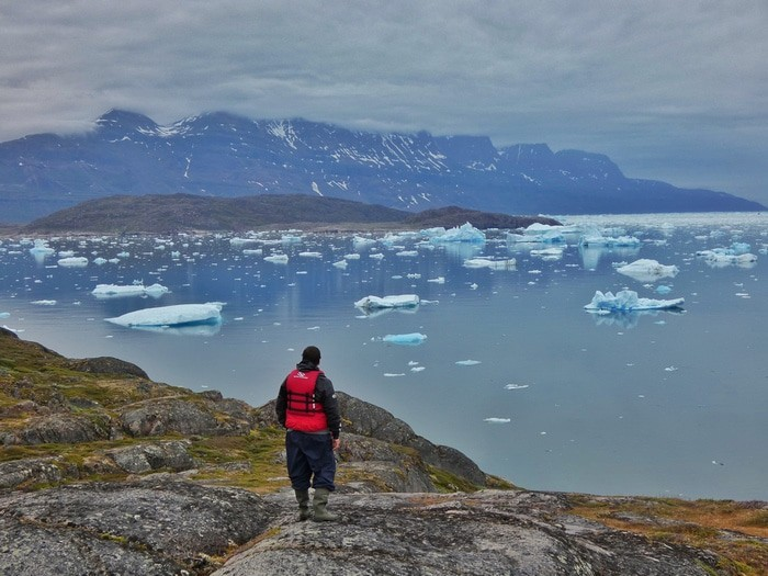 El Rincón de Sele, Groenlandia
