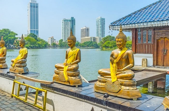 Ruta por Sri Lanka