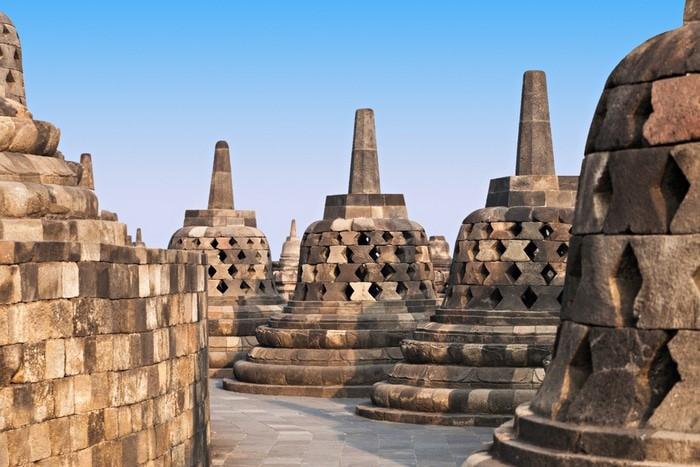 Visitar Borobudur Indonesia