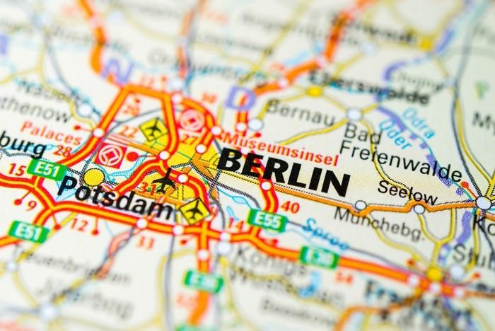 Aeropuerto de Berlín al centro