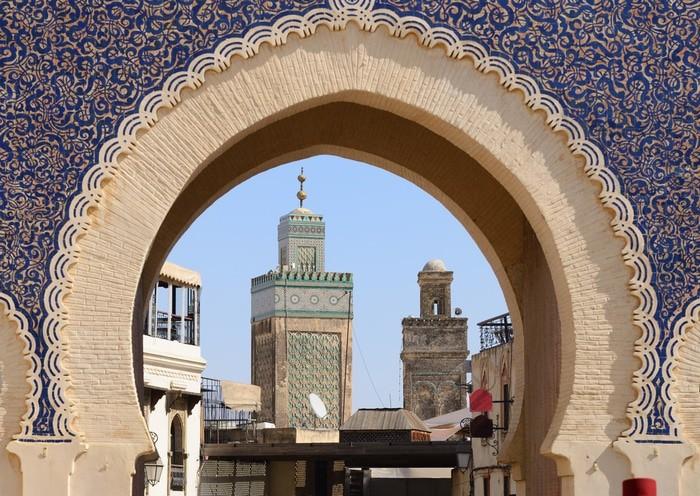 seguro viajar a Marruecos