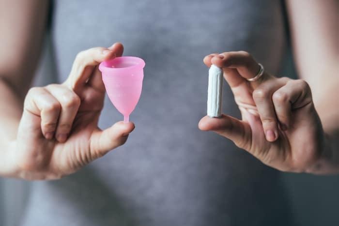 viajar con copa menstrual