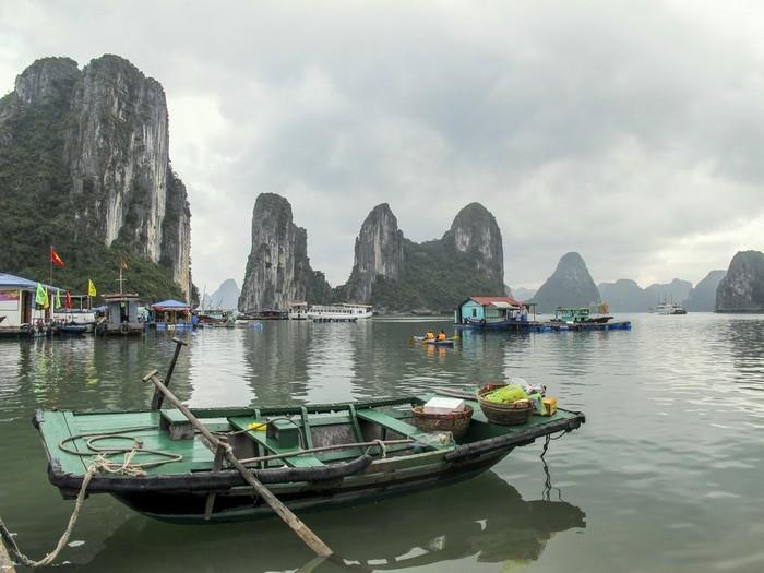 ruta viajar por Vietnam