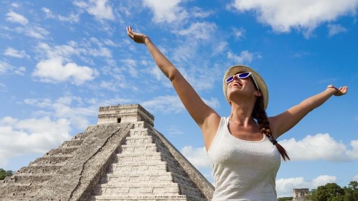 Cómo llegar a Chichen Itza desde Cancún | BE MEXICO