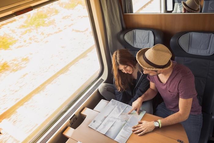 viajar en Interrail
