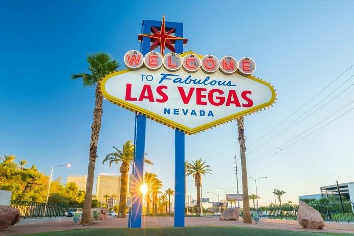 cartel de Lass Vegas