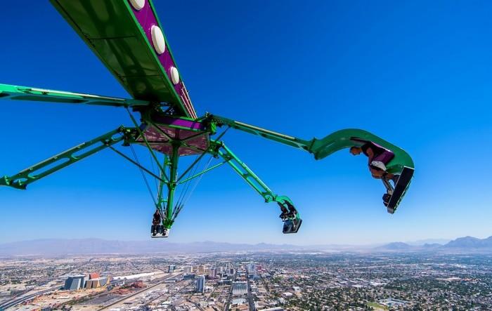 atracciones en Las Vegas