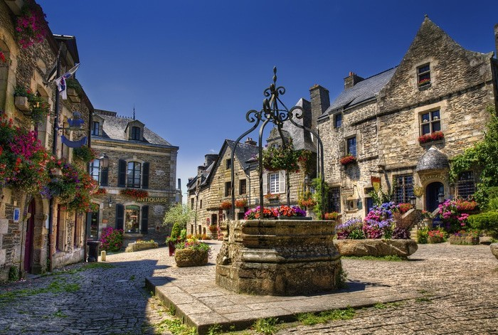que ver en Bretaña francesa