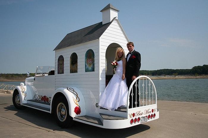bodas por el mundo